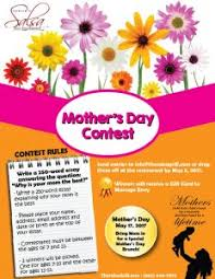 news archives zapien s salsa grill taqueria salsa grill mother s day essay contest