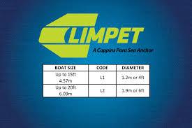 Limpet Sea Anchor