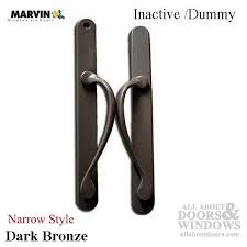 marvin door hardware awesome active keyed ultimate sliding french trim or bronze pertaining to 12