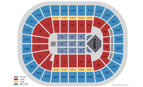 Chicago United Center Concert Seating Chart United Center Seating Chart For U2 Concert Best Picture Of