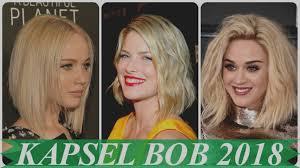 Onderschat Nooit De Invloed Van Bob Kapsels Halflang Haar