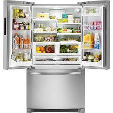 kenmore fridge inside. 046070413000 kenmore 70413 27.6 cu. ft. french door refrigerator - s fridge inside n