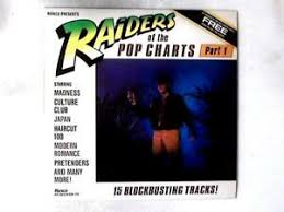 Details About Raiders Of The Pop Charts Part 1 Lp Com Various 1982 Rtl 2088 A Id 15421
