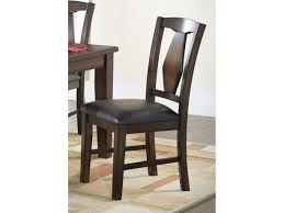 big image urban styles napa dining chair in light brown set of 2 1922