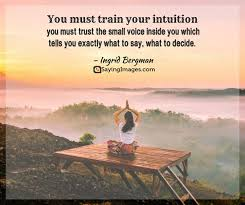 Intuition Quotes Extraordinary 48 Intuition Quotes That'll Make You Listen To Your Inner Voice