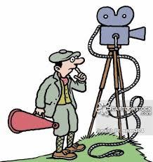Cartoon Film Tripod Cartoons And Comics Funny Pictures From Cartoonstock
