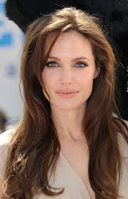 angelina jolie s experiments with neutral shades always work out her soft and subtle eye makeup
