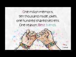 Short Best Friend Quotes Interesting The 48 Best Short Friendship Quotes YouTube