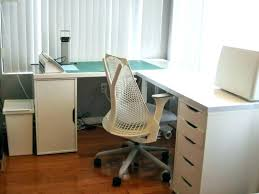 desk for small office. Computer Table Ikea White Office Desk Small L Shaped  Elegant Home For