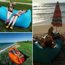 inflatable lounge furniture. Vansky Outdoor Inflatable Lounger Portable Waterproof Air Filled Balloon Bag,Nylon Fabric Bean Bag Lounge Furniture