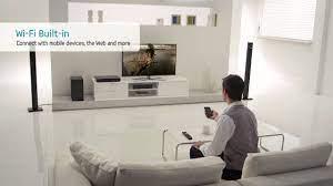 Samsung Ev Sinema Sistemi Kablosuz Bağlantı - YouTube