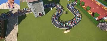 Amusement Park Design Game Watch A Walt Disney Imagineer Design A Theme Park On The Fly