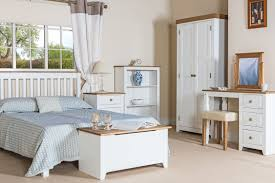 Painted Pine Bedroom Furniture Capri White Pine Bedroom Furniture Modroxcom
