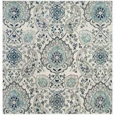 grey area rug 5x7 target fl cream light gray rugs ed contemporary paisley 5 square solid grey area rug