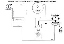 instructions installing the hot spark ignition conversion kit in hot spark com datsun 240z to hotspark ignition tachometer wiring diagram jpg