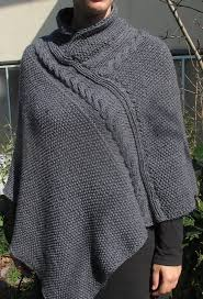 Poncho Patterns Best Modern Poncho Knitting Patterns In The Loop Knitting