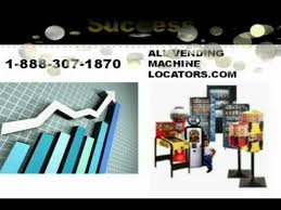 Vending Machines Locator Service Mesmerizing How To Get Great Vending Machine LocationsAn Amazing Secret YouTube