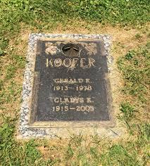 Gladys Katherine Griffith Koofer (1915-2005) - Find A Grave Memorial