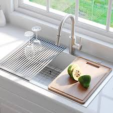 Kraus Kpf 2620sfs Oletto Kitchen Faucet 1575 Inch Spot Free