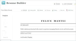 Resume Builder Linkedin Awesome Resume Objective Examples Linkedin As Well As Resume On Create