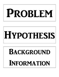 science fair headings printable science fair project board headings black white labels the