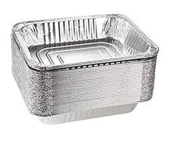 Aluminum Pan Sizes Chart Joeyzshopping Disposable Reusable Aluminum Foil Steam Table Pan Takeout Lasagna Tray 15 9 X 13 Half Size Catering Heavy Duty