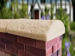 cottage wall coping stones classical