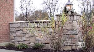 faux stone wall panels exterior
