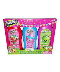 Shopkins Shopkins Cupcake Chic Strawberry Kiss Bath Body Set
