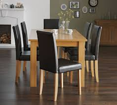 oak table and chairs argos chair design ideas