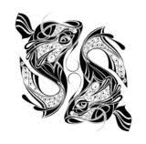Znamení Raka Tetování Design Fototapeta Fototapety štír Dráp