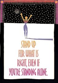 friday s essay when taking a stand isn t easy