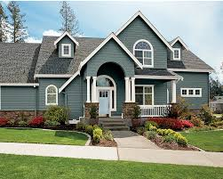 Exterior Home Paint Schemes Wonderful The Best Colors 10