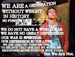 Fight Club Quotes Extraordinary One Of The Best Quotes From Fight Club The Meta Picture