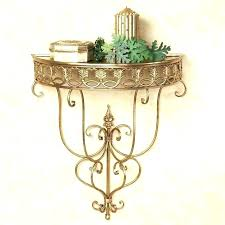 sconce shelf wall sconces shelves baroque decorative touch of class in dimensions x wood display