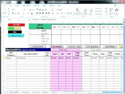 Excel Roi Template Roi Template Excel Free Gulflifa Co