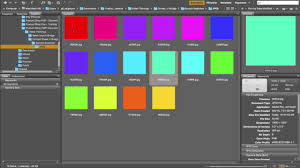 Colour Chart Video Design A Color Chart For Etsy In Minutes