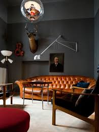 home office repin image sofa wall. A View Into The World Of An Avant-Garde Collector Home Office Repin Image Sofa Wall