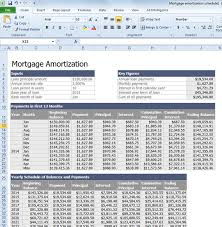 Loan Benefit Calculator Excel Design Template My Mortgage
