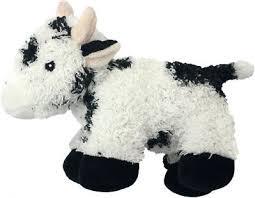 talking cow plush dog toy