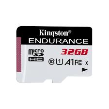 Thẻ nhớ micro SD Kingston 32GB High Endurance tốc độ cao upto 95MB/s –  phucthinhgroup