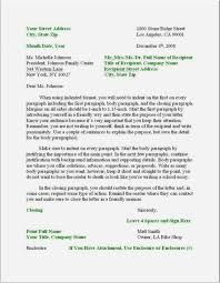 Business Letter Enclosure Picture How To Write A Business Letter To