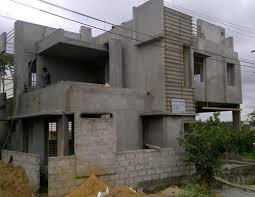 STEPS DURING HOUSE CONSTRUCTION: