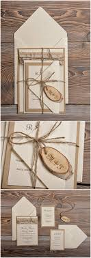 Burlap And Lace Wedding Invitations Top 10 Rustic Wedding Invitations To Wow Your Guests