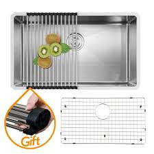 Kitchen Drying Rack For Sink Great Single Bowl Dish Drying Rack And Dish Grid Undermount