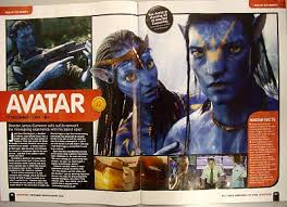 victoria media film review page analysis avatar most of this review page is predominately images which at a glance inform the reader which film the review is for allowing a person quickly flicking