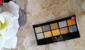 going for gold mua makeup academy professional eye shadow palette