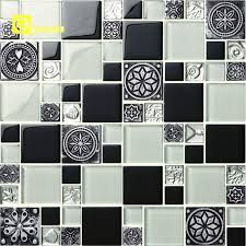 chinese crystal glass mosaic tile manufacturer china mosaic tile marble tile