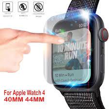 Apple Watch Front Film Miếng dán màn hình bảo vệ cho đồng hồ thông minh  Apple Watch Series 6 se 5 4 3 2 1 ( 38mm 42mm 40mm 44mm )