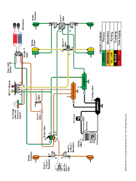 i have a 07 western star 4900fa i have a problem the air i m attaching a generic air system diagram which help